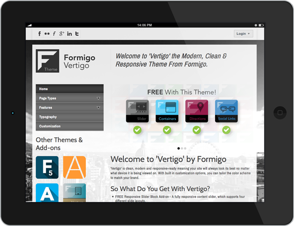 Vertigo - Tablet